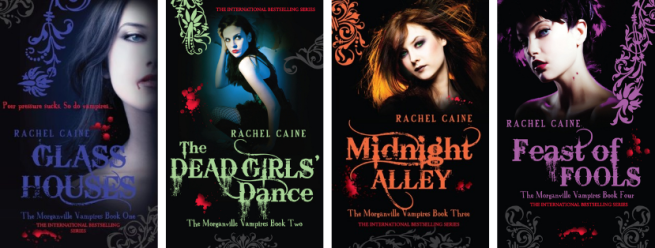 the-morganville-vampires-series