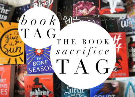 The Book Sacrifice Tag