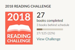 March GR 2018 Reading Challenge
